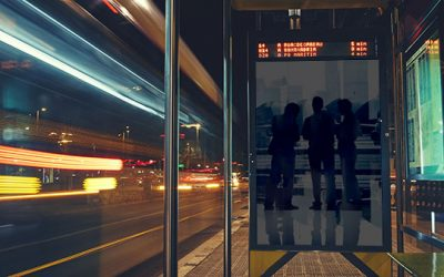 TextSpeak deployed in over 2,000 Paris Bus Shelters
