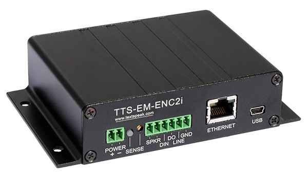 earBridge TTS-EN-E Ethernet