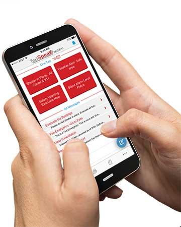 TextSpeak Notify Smartphone
