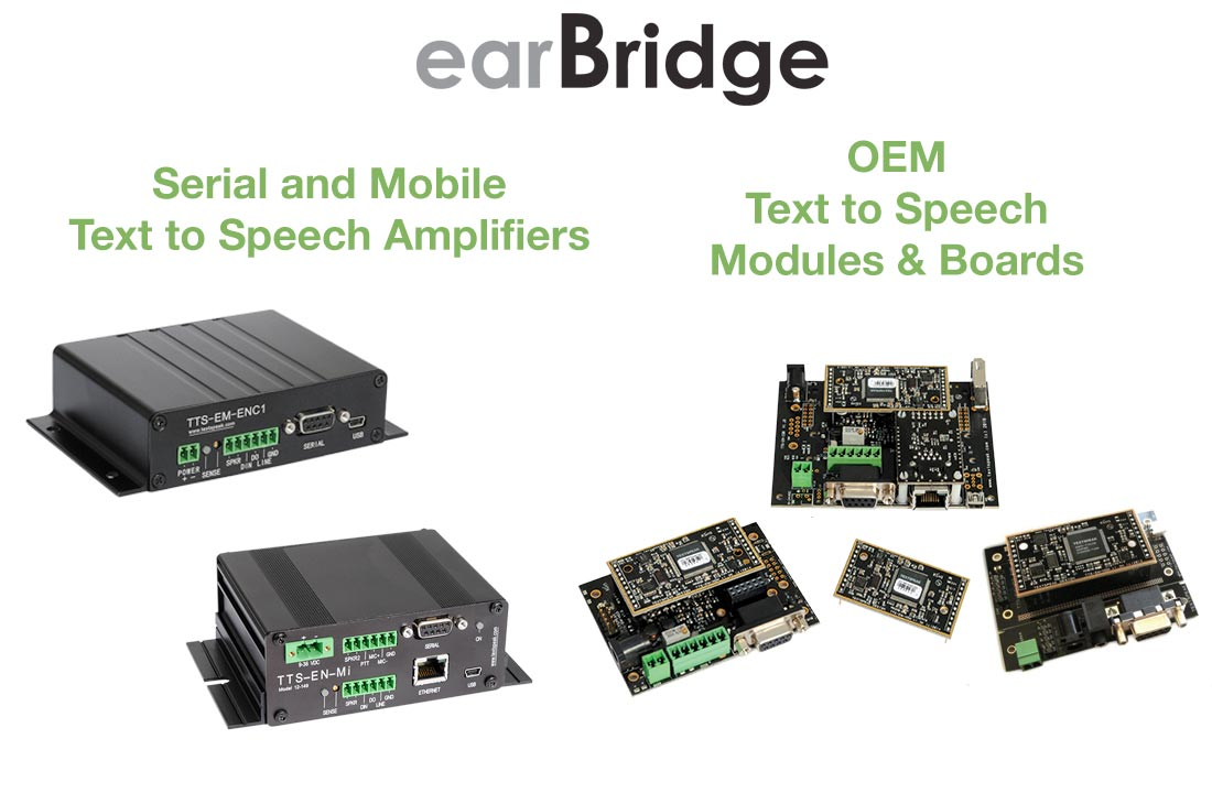 Transit earBridge and OEM products