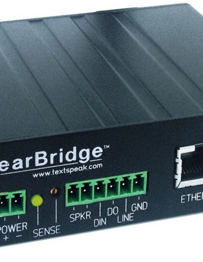 TextSpeak Ethernet Amplifier EB-ETH