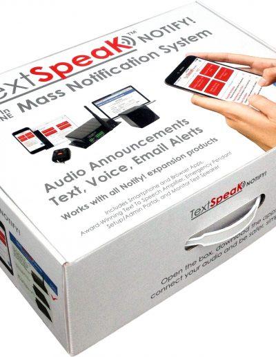 TextSpeak NOTIFY!